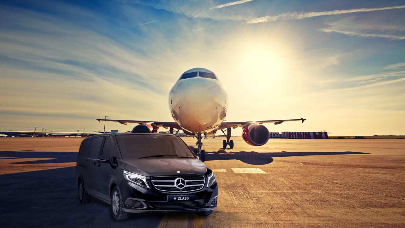 VIP Transfer Chauffeur service